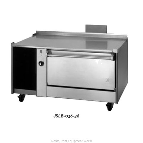 Jade Range JSLB-036-48 Low Boy Oven Base