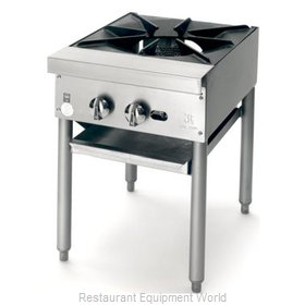 Jade Range JSP-120 Range, Stock Pot, Gas