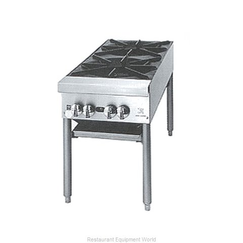 Jade Range JSP-218 Range, Stock Pot, Gas