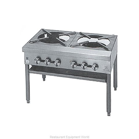 Jade Range JSP-224 Stock Pot Range Gas