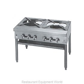 Jade Range JSP-224 Range, Stock Pot, Gas