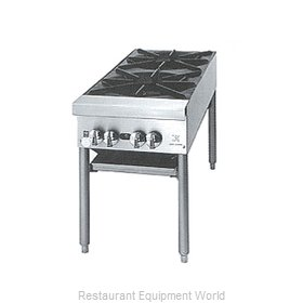 Jade Range JSP-240 Range, Stock Pot, Gas