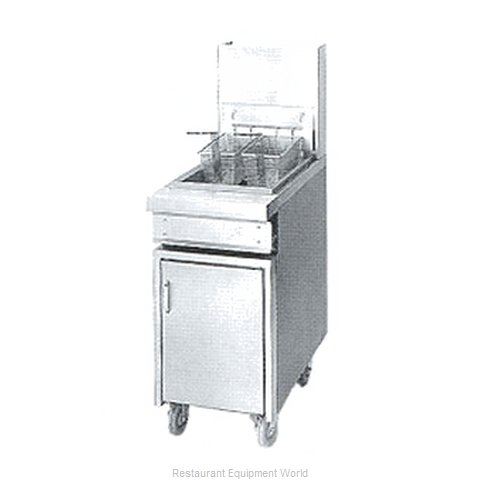 Jade Range JTFF-225-24 Fryer Battery Gas