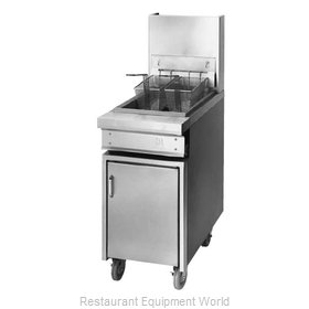 Jade Range JTFF-240-36 Fryer Battery Gas