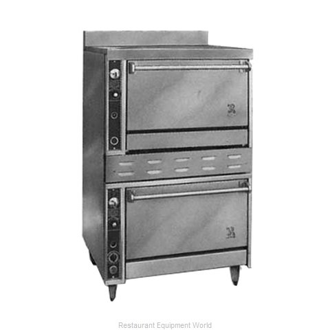 Jade Range JTRH-236 Oven, Gas, Heavy-Duty Range Type (Magnified)