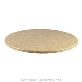 JMC Food Equipment 24 ROUND COLORADO Table Top, Solid Surface