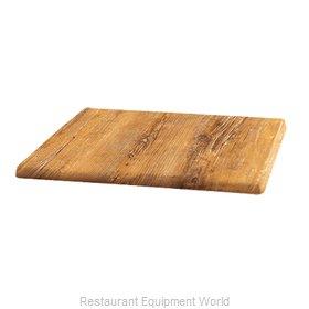 JMC Food Equipment 24X24 ATACAMA CHERRY Table Top, Solid Surface