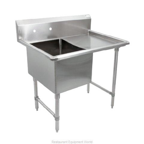 John Boos 1B16204-1D18R Sink, (1) One Compartment