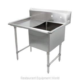 John Boos 1B18244-1D24L-X Sink, (1) One Compartment