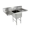 John Boos 1B244-2D24 Sink 1 One Compartment