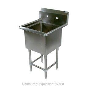 John Boos 1PB24 Sink, (1) One Compartment