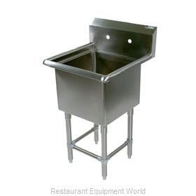 John Boos 41PB1620 Sink, (1) One Compartment