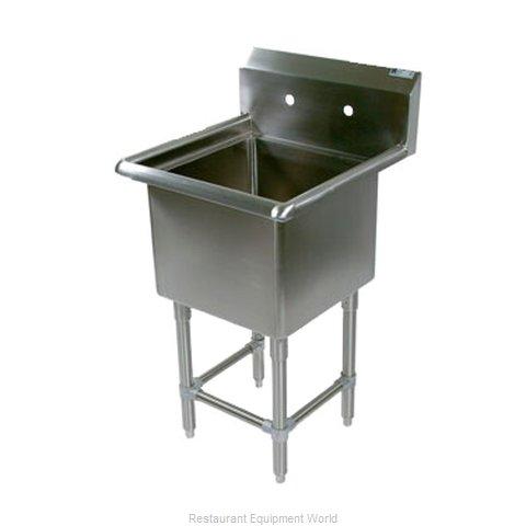 John Boos 41PB18 Sink, (1) One Compartment