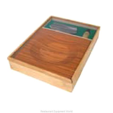 John Boos 4COOKS-BMRK10-3 Cutting Board (Magnified)