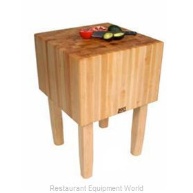 John Boos AA07 Butcher Block Unit