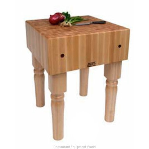 John Boos AB07 Butcher Block Unit