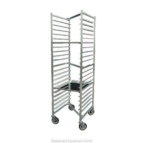 John Boos ABPR-1820-ZN Pan Rack, Bun (Magnified)