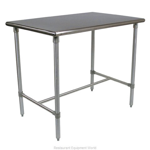 John Boos BBSS4824-40 Table Utility (Magnified)