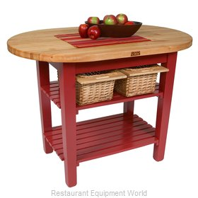John Boos C-ELIP6030175-2S Table, Utility