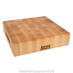 John Boos CCB24-S Chinese Chopping Block