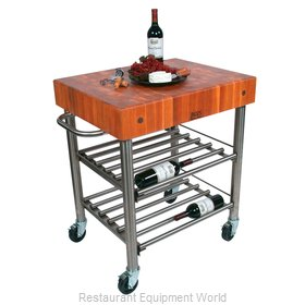 John Boos CHY-CUCD15WC Butcher Block Unit