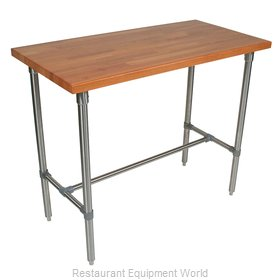 John Boos CHY-CUCKNB424-40 Table, Utility