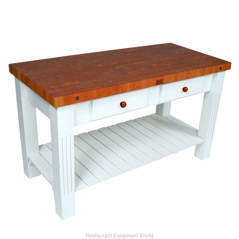 John Boos CHY-GRZ6028 Butcher Block Unit