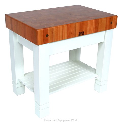 John Boos CHY-HMST36245 Butcher Block Unit