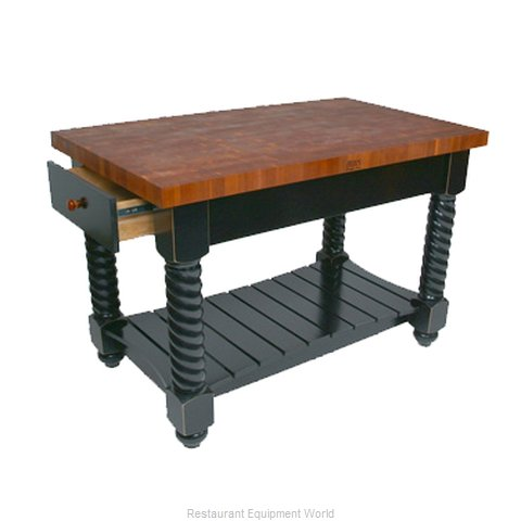 John Boos CHYTUSI5432225EG Table Utility