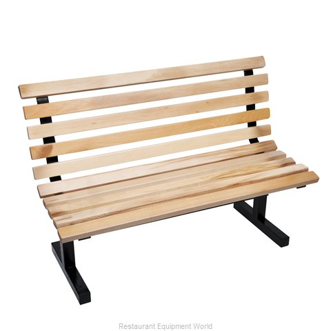 John Boos CPB60-K Bench Outdoor (Magnified)