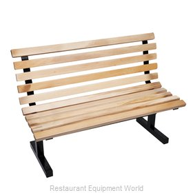 John Boos CPB72-M Bench, Indoor