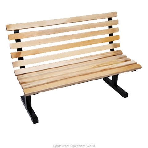 John Boos CPB96-K Bench Outdoor (Magnified)