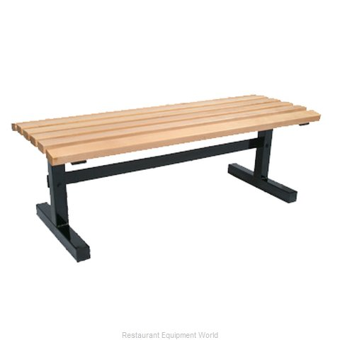 John Boos CPF48-K Bench Outdoor