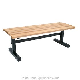 John Boos CPF72-K Bench Outdoor