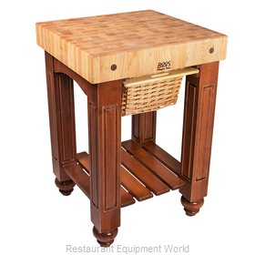 John Boos CU-GB25 Butcher Block Unit
