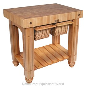 John Boos CU-GB3624 Butcher Block Unit