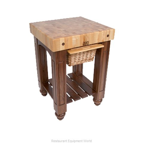 John Boos CU-GB4824-WB Butcher Block Unit