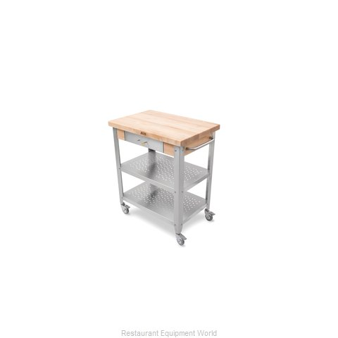 John Boos CUCE30 Thick Hard Maple Top Butcher Block Table