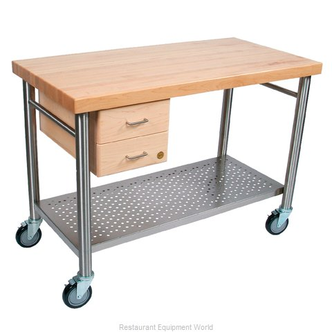 John Boos CUCIC04 Table, Utility