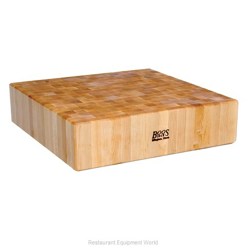 John Boos CUCLA24T Butcher Block Maple 24