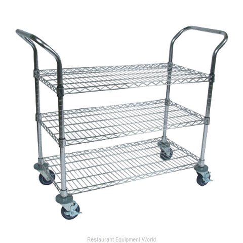John Boos CWC-1836-3 Bus Cart