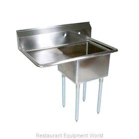 John Boos E1S8-15-14L15-X Sink, (1) One Compartment