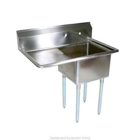 John Boos E1S8-1824-14L24 Sink 1 One Compartment