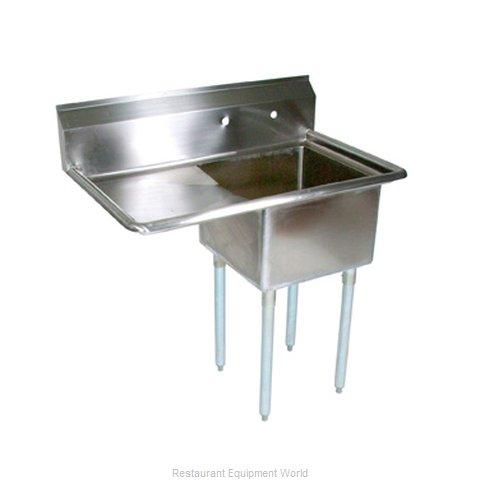 John Boos E1S8-24-14L24-X Sink, (1) One Compartment