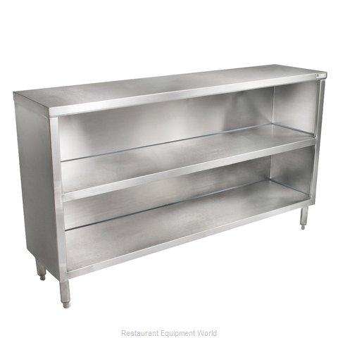 John Boos EDSC8-1548-X Dish Cabinet