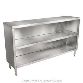 John Boos EDSC8-1560-X Dish Cabinet