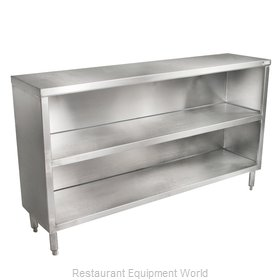 John Boos EDSC8-1872-X Dish Cabinet