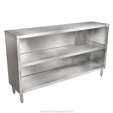 John Boos EDSC8-1872 Dish Cabinet