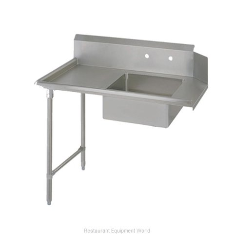 John Boos EDTS8-S30-L36 Dishtable Soiled