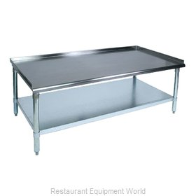 John Boos EES8-3072SSK-X Equipment Stand, for Countertop Cooking